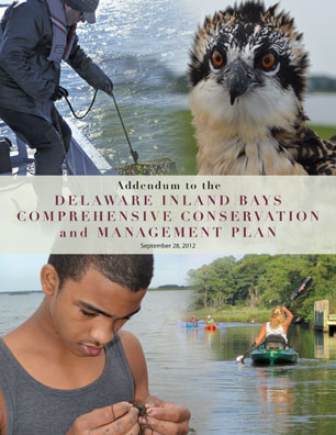 A Comprehensive Conservation And Management Plan For Delaware's Inland Bays