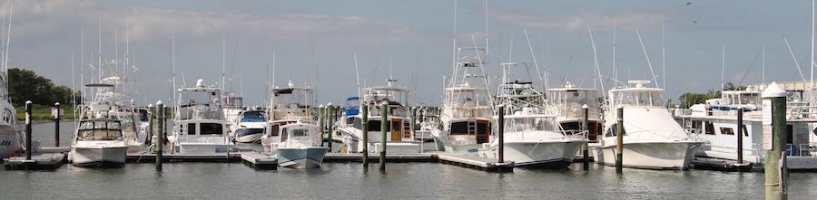 Boats at IRM