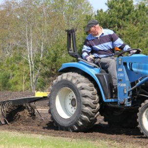 Perdue AgriRecycle Donation Helps Bring Life to New James Farm Preserve Lawn