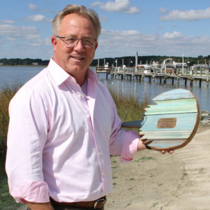 """Local Town, Business, and Volunteer Honored with """"Friend of the Bays"""" Awards"""