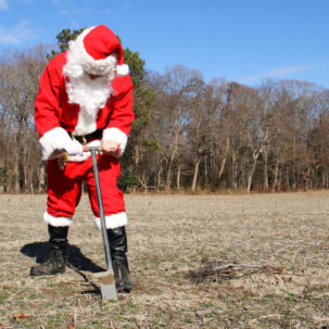 Giving Back to the Earth One Tree at a Time! Volunteers Needed for Holiday Tree Planting Dec 14/15/16