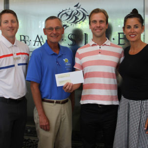 Carl M. Freeman Companies & Foundation Donate $7,200 to the James Farm