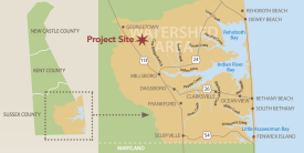 Stockley Creek Project Site
