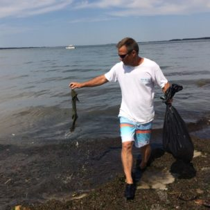 Help Fight Plastic Pollution in the Inland Bays on June 8th!