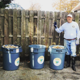 The Center for the Inland Bays and Partner Restaurants  Recycle 1,000 Bushels of Oyster Shell