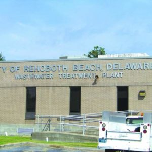 Rehoboth Beach Wastewater Treatment Plant Upgrade and Ocean Outfall